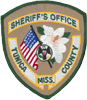 Tunica County Sheriff's Office Insignia